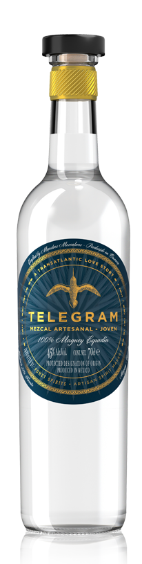 Telegram Mezcal
