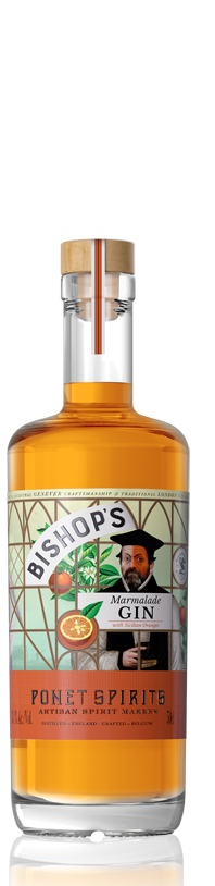 Bishop's Gin Marmalade